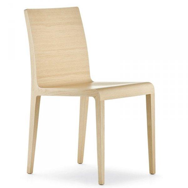 Nowoczesne krzesło w skandynawskim stylu Young 420 Pedrali