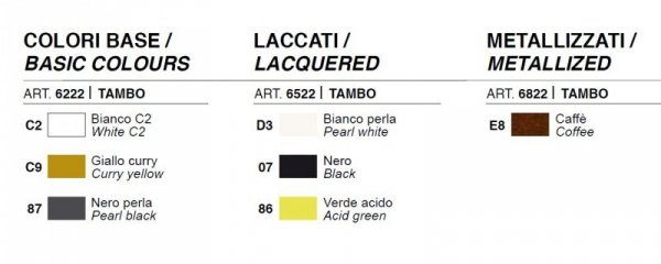 Tambo Lacquered