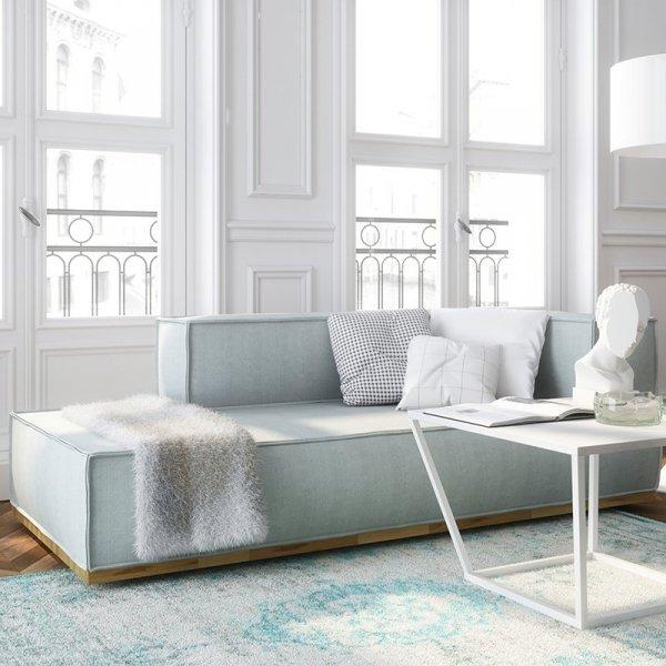 NOI to zestaw narożników i sof dla ludzi ceniących nowoczesny design połączony z niezwykłym komfortem jakością wykonania.