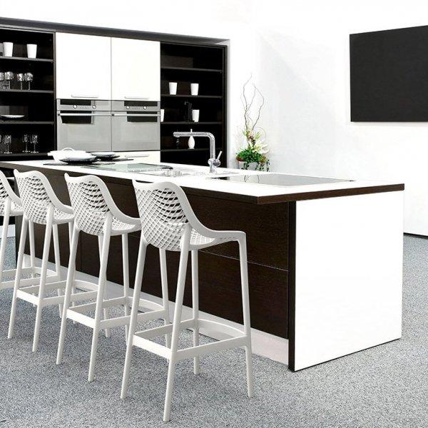 Designerski hoker kuchenny Air 75