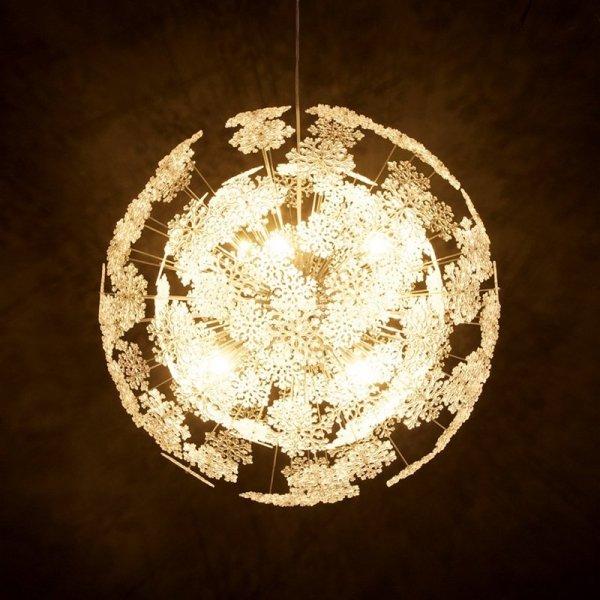 Lampa Wisząca Snowflake
