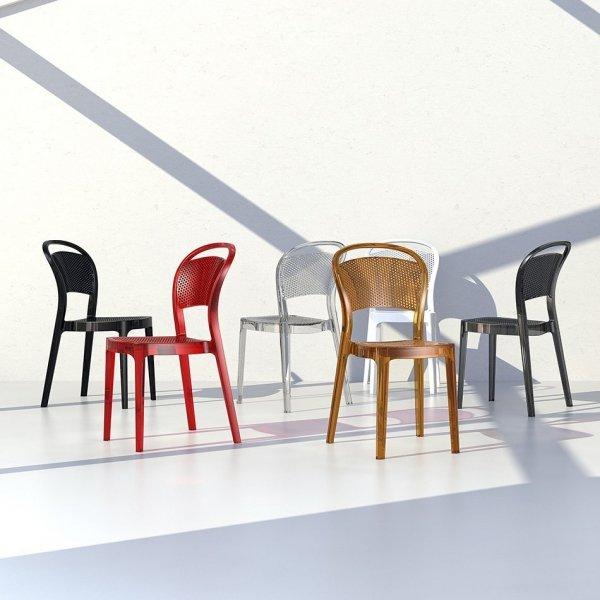 Piękne, nowoczesne krzesła zaprojektowane przez Ilanit Ovadya.
