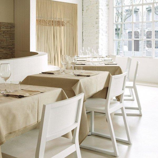 Drewniane krzesła do nowoczesnych wnętrz Pedrali
