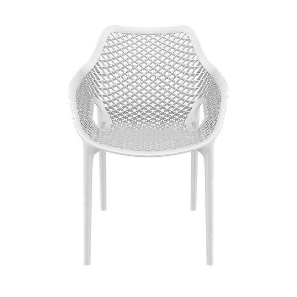 Krzesło Air XL to większa, szersza wersja krzesła Air. Piękne, designerskie krzesło o transparentnej powierzchni.