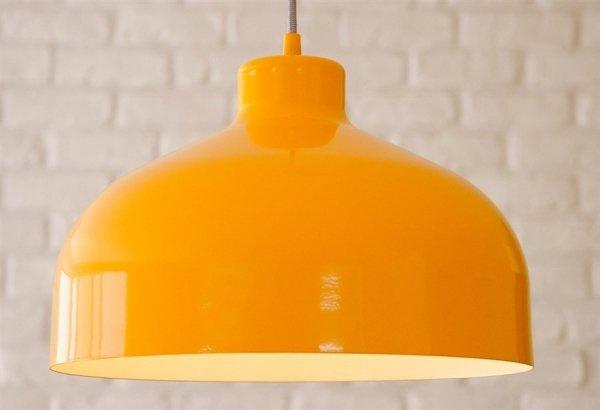 B&B lampa wisząca żółty mat LoftYou