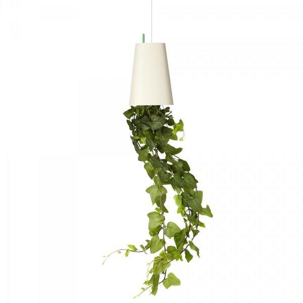 Boskke Sky Planter wisząca doniczka Recycled Medium Antracytowa