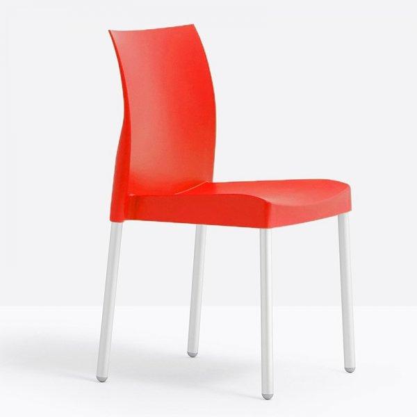 Krzesła Pedrali są wytrzymałe, designerskie i nowoczesne
