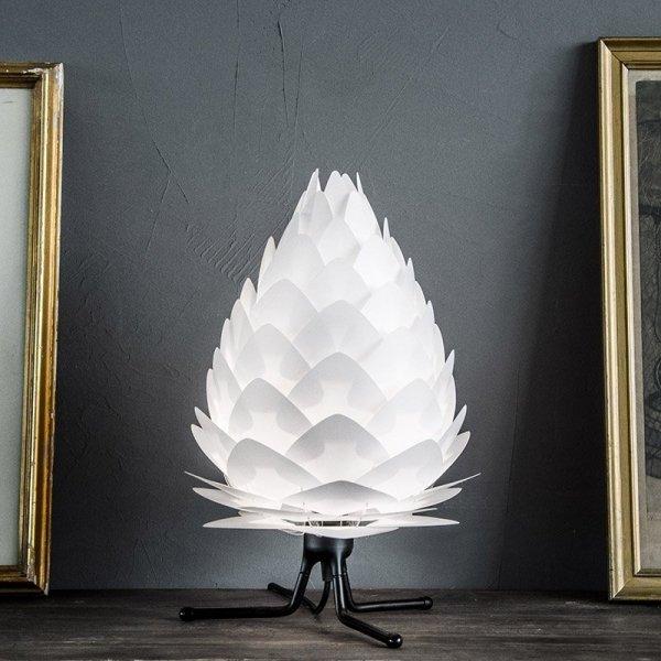 Nowoczesna lampka nocna na podstawie o regulowanej wysokości Vita Copenhagen