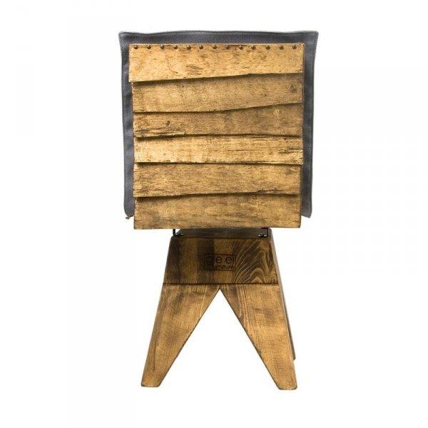 Krzesło Gont szare Gie El