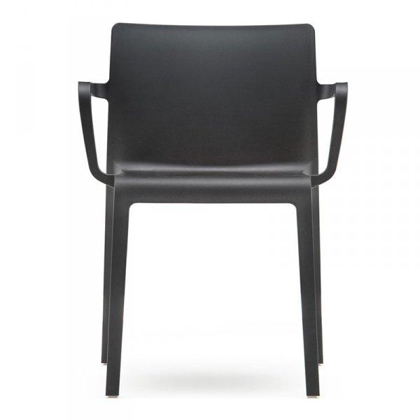 Krzesło Volt 675 Pedrali czarne