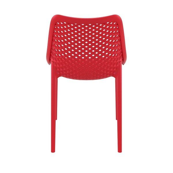 Krzesło posiada certyfikaty TÜV i Catas. Krzesło Air objęte jest 3-letnią gwarancją producenta.