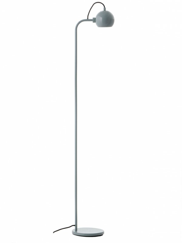 Lampa Stojąca BALL FLOOR Frandsen kolor glossy mint