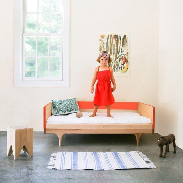 Łóżko - tapczanik dziecięcy Caravan Kalon Studios