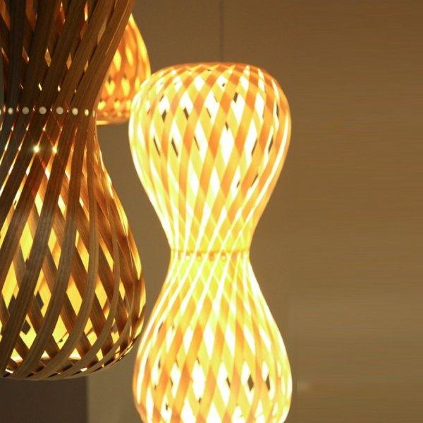 Lampa podłogowa Swing Dreizehngrad