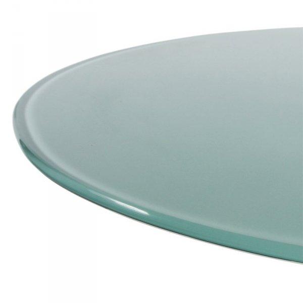 Stolik Vinyl biały