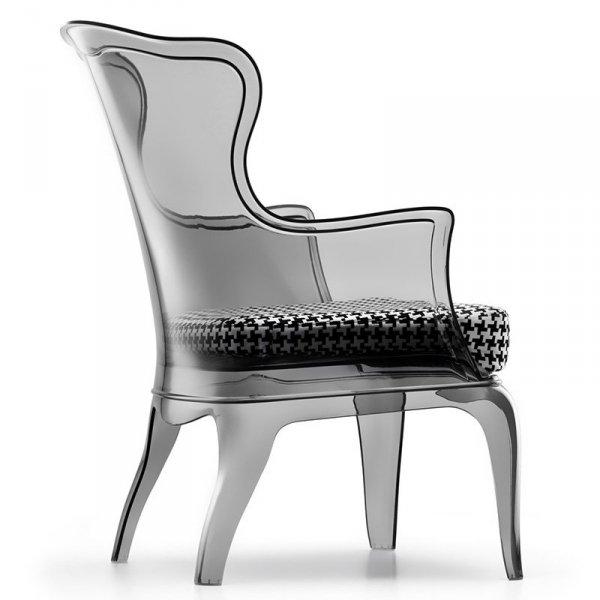 Fotel jest idealnym meblem do wnętrz prywatnych i komercyjnych Pasha