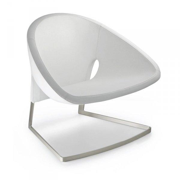 Designerski fotel do nowoczesnych wnętrz Joker 417 Pedrali
