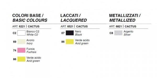 Cactus Metallized