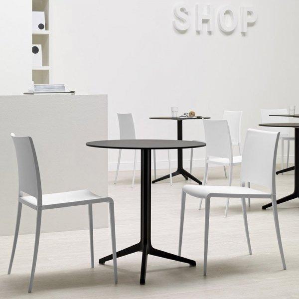 Stylowe krzesła do barów, restauracji i kawiarni Maya 700 Pedrali