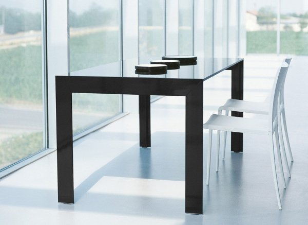 Matrix Stół Rozkładany z Laminowanym Blatem Pedrali