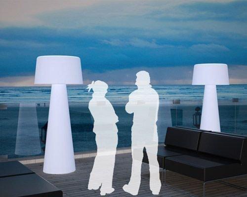 Time Out Zewnętrzna Lampa Podłogowa Pedrali