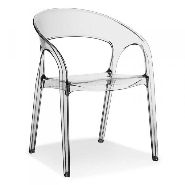 Stylowe krzesło Gossip do nowoczesnych wnętrz Pedrali
