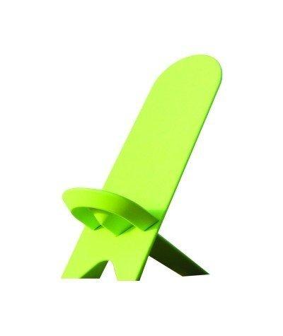 nowoczesny Fotel Palabra jaskrawa zieleń