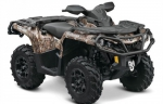 Can-Am Bombardier Outlander 800/1000