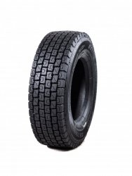 POWERTRAC 12R22.5 POWER PLUS+ 18PR 152/149K TL #E PO9191301 - oś napędowa