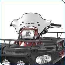 Półszyba Polaris Sportsman XP 550/850/1000 chrom 2876610