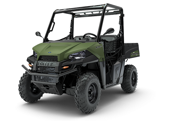 Polaris Ranger 570 zielony