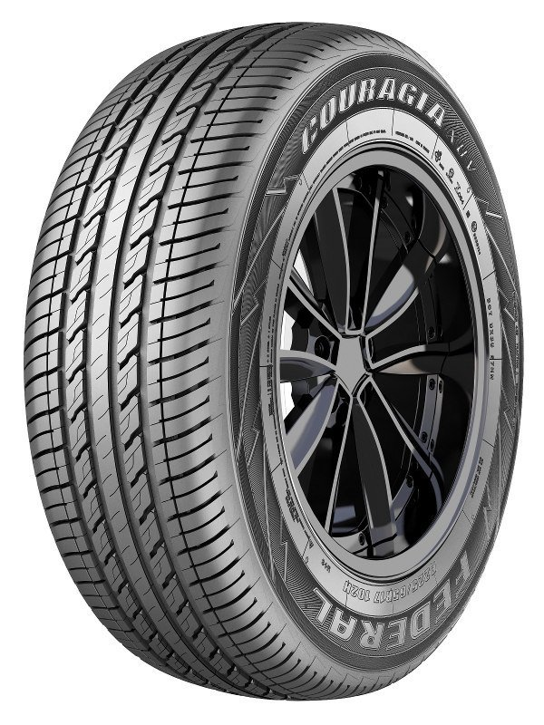 FEDERAL P245/60R18 Couragia XUV 105H TL #E 67DH8AFE
