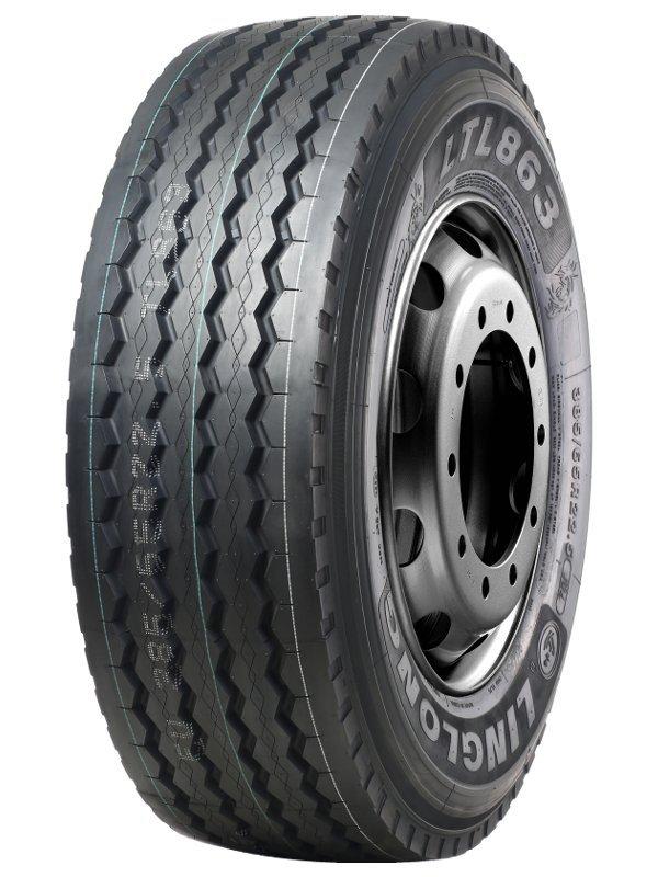 LINGLONG 385/65R22.5 LTL863 20PR 160(158)J/L TL M+S #E 211010872 Made in Thailand - naczepa
