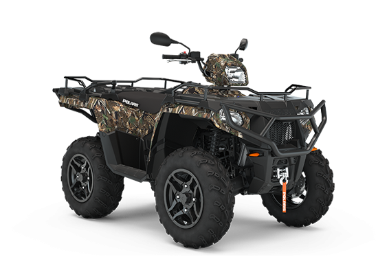 polaris Sportsman 570 hunter w kolorze camo
