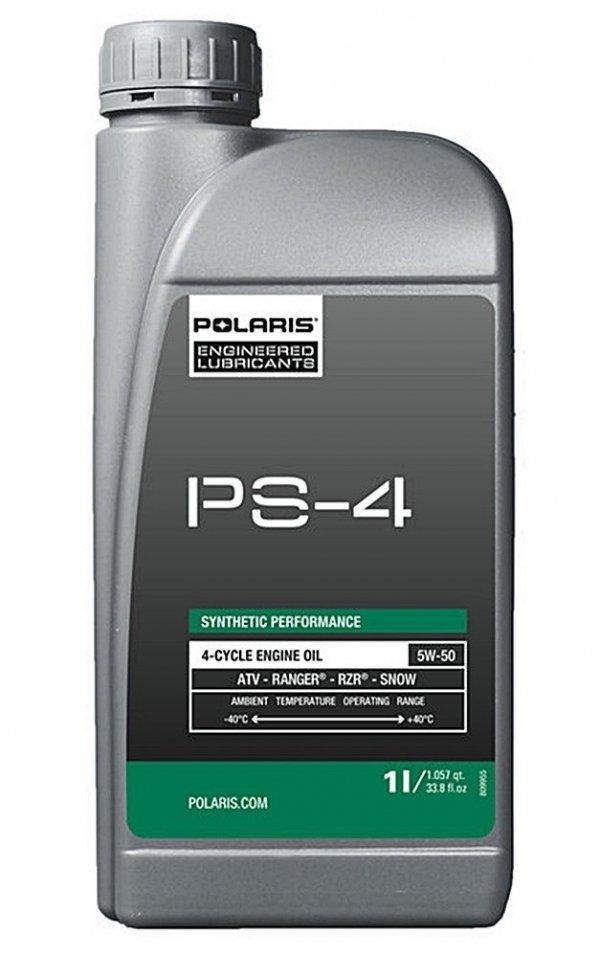 Olej silnikowy Polaris PS-4 5W50 1L