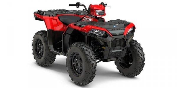 Polaris Sportsman 850 tractor