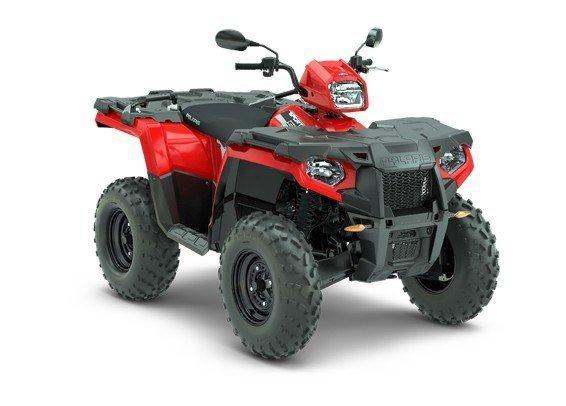 Polaris Sportsman 570 Tractor T3b 4x4  2019