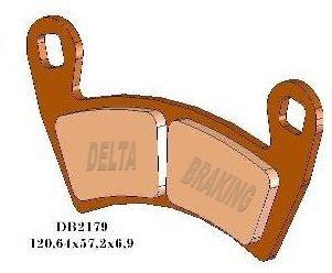 Klocki hamulcowe Delta DB2179 Polaris Ranger RZR 900/1000