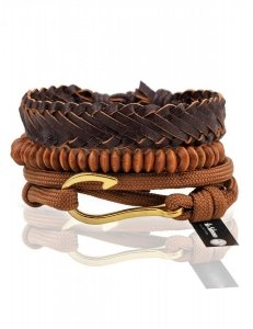 Men's bracelet 4in1 Estilo Sabroso ES02977