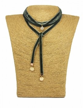 Dámské náhrdelník choker Estilo Sabroso ES04427