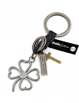 Men`s key ring Estilo Sabroso Es05504