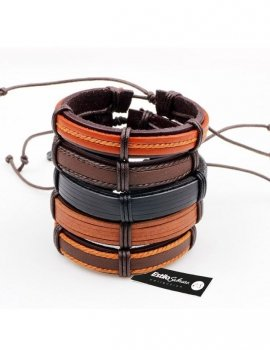 Men's bracelet 5in1 Estilo Sabroso ES04301