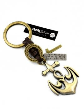 Men`s key ring Estilo Sabroso Es05505