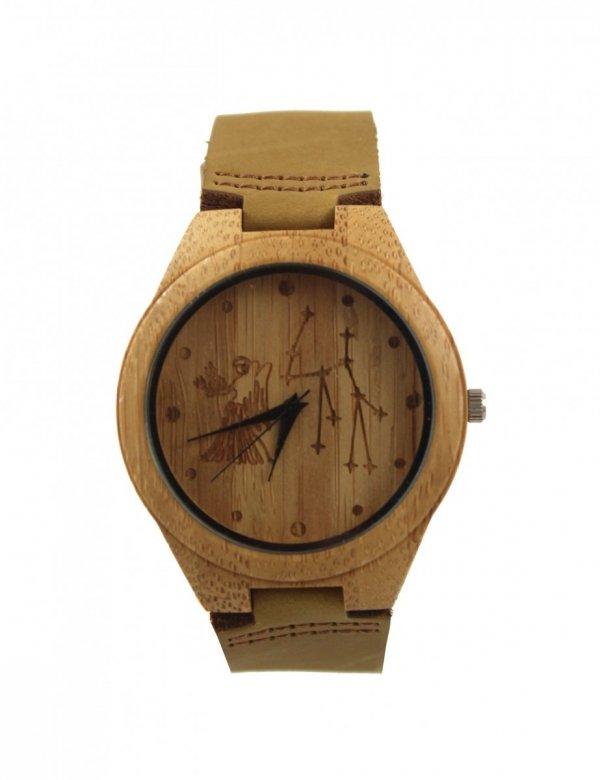 Pánské dřevěné hodinky Panna Estilo Sabroso ES05185