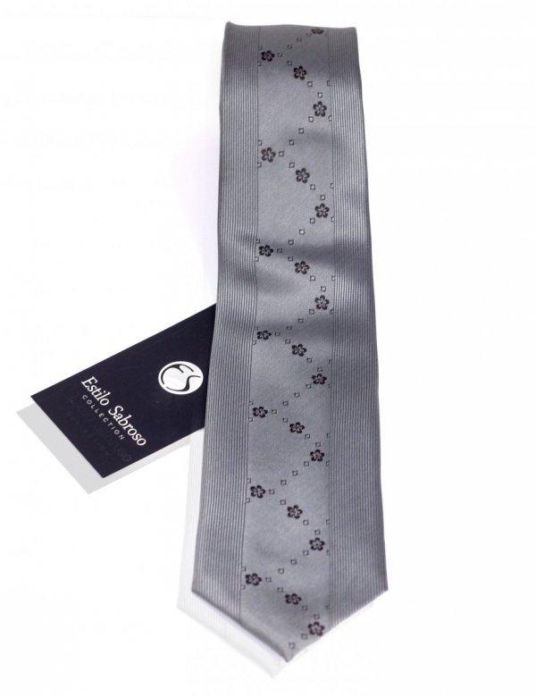 Męski krawat Estilo Sabroso Es02436