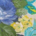 Lniane materiały dekoracyjne SL 31 roses color