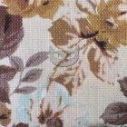 Lniane materiały dekoracyjne SL 30 roses beige