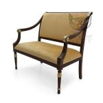 Komfortowa sofa dwuosobowa Magistra