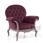 Niepowtarzalny uroczy fotel Sophia