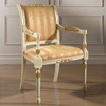 Krzesło w stylu Empire Salgari